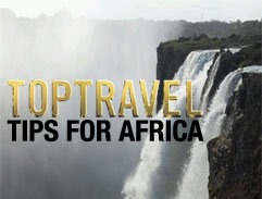 Top Travel Tips for Africa