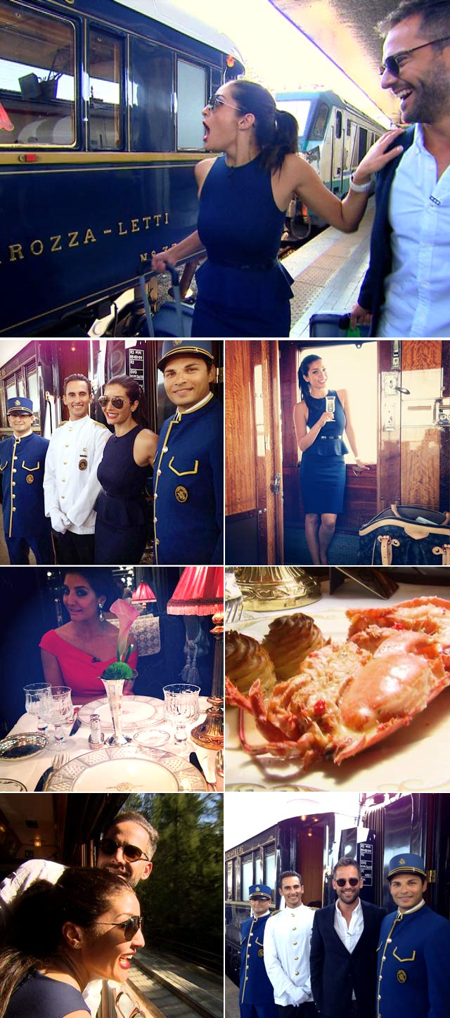 Top Travel takes a trip on the Orient Express