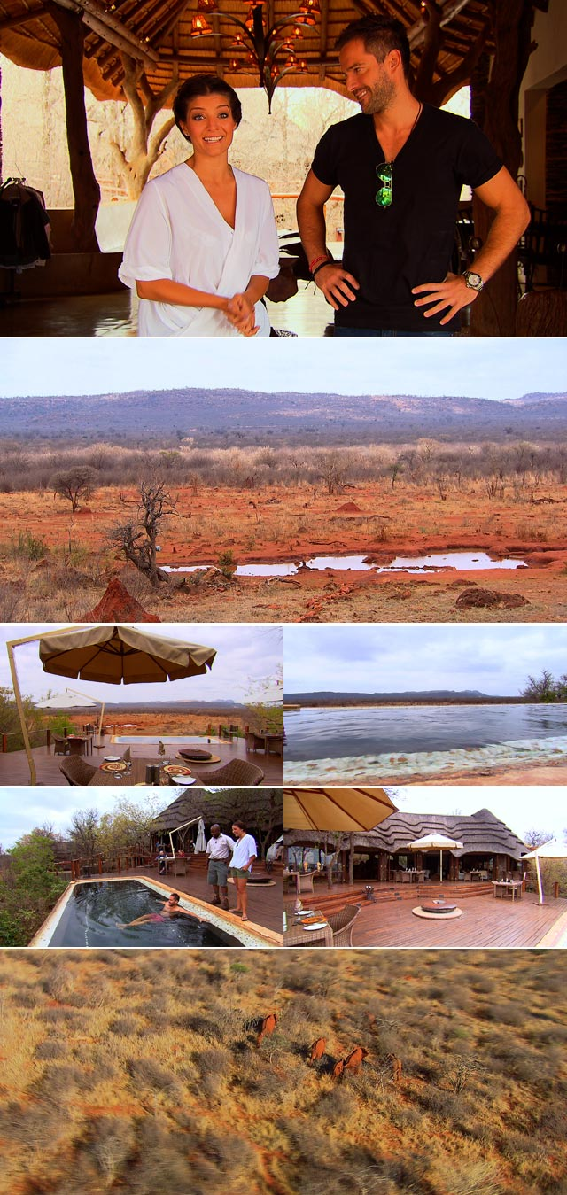Top Travel visits Madikwe Hills