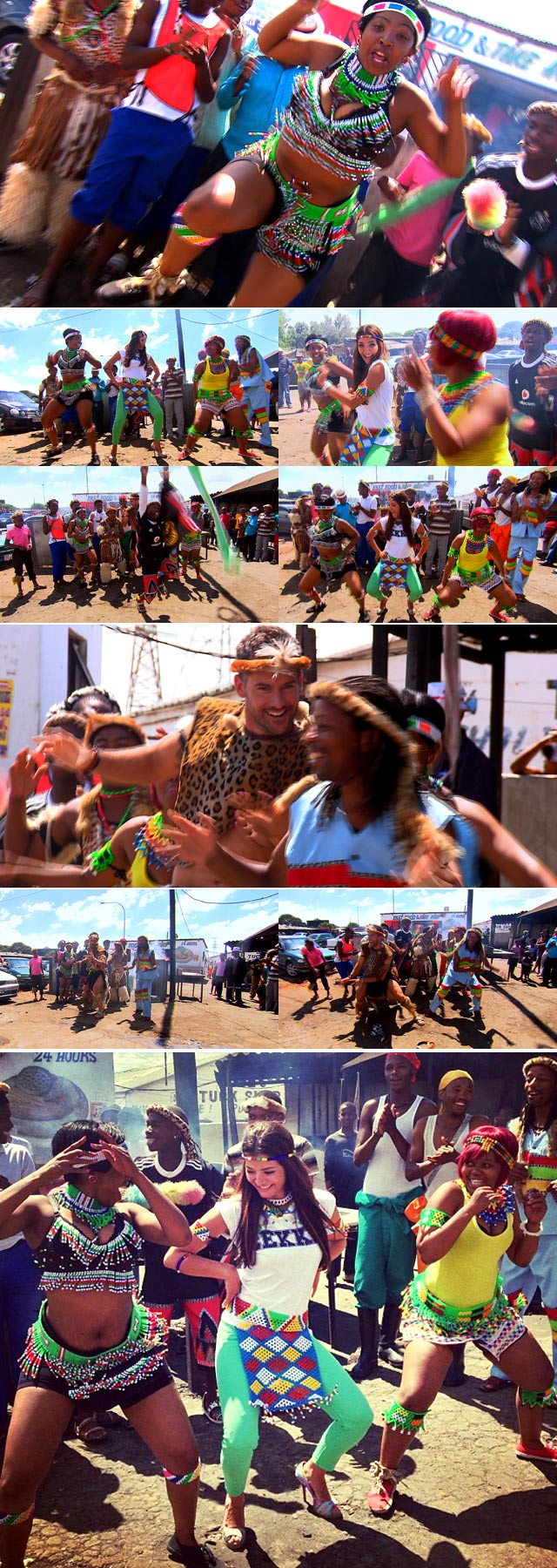 Top Travels goes dancing in Soweto
