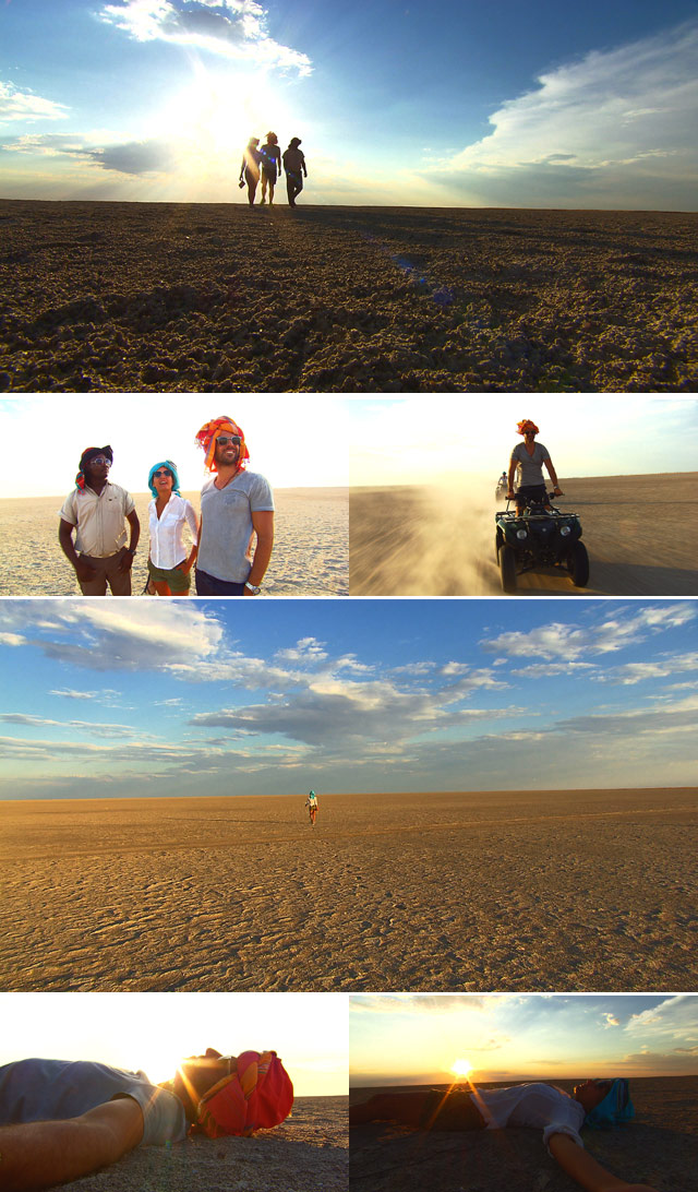 Top Travel explores the Kalahari Desert