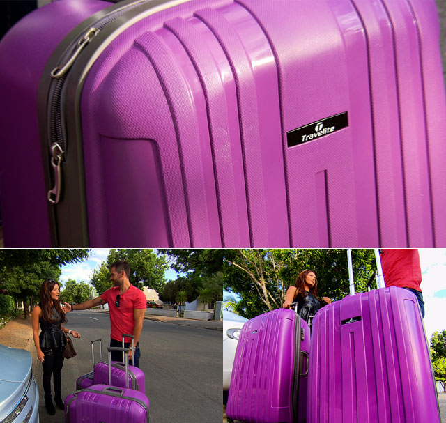 Travelite luggage